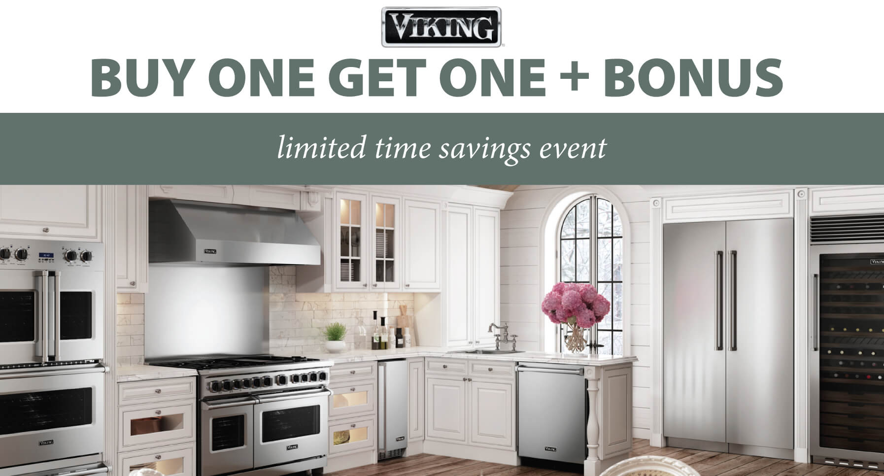 Viking: Buy One Get One, Buy Two Get Two!