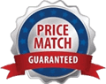 Price Match Guarantee!